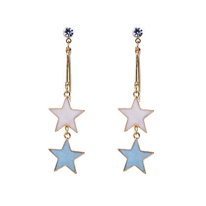 Fallen Star Earrings