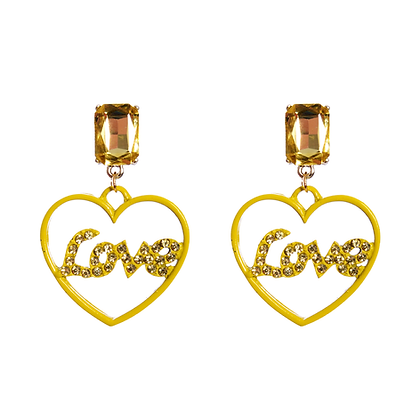 Lemon Love Earrings