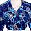 Thumbnail: Speckled Azure Vintage Dress