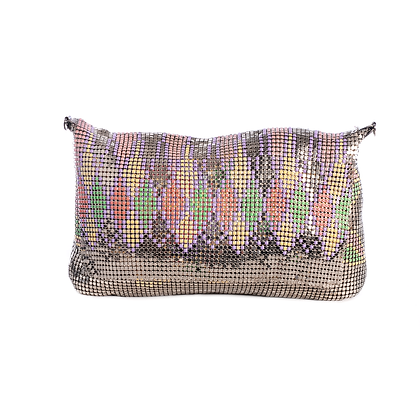 Argyle Groove Vintage Bag