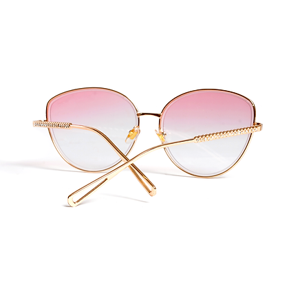 Rose-Tinted Sunglasses