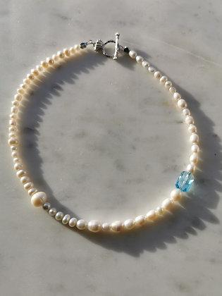 Tatiana Nestor Blue Wonder Necklace