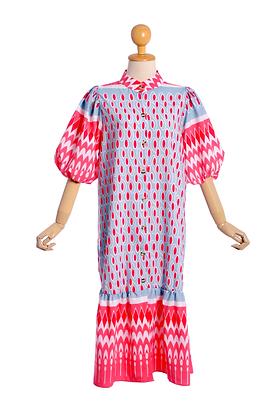 Revival Smock Dress