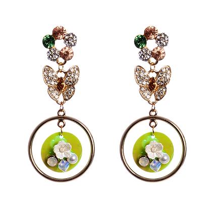 Butterfly Garden Earrings