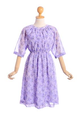 Sweet Pea Vintage Dress