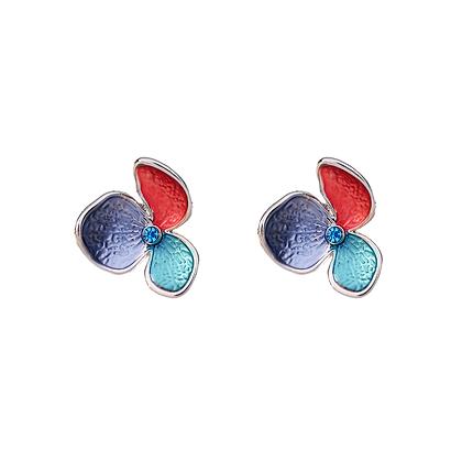 Adorable Floral Earrings
