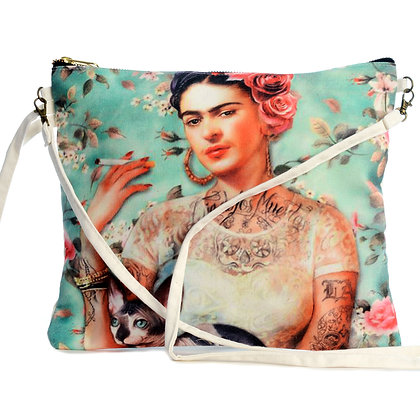 Don't Mess With Frida Pouch