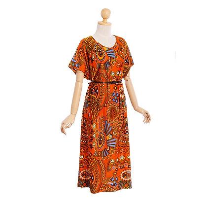 Autumn Sun Vintage Dress