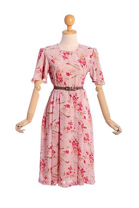 Wildflower Vintage Dress