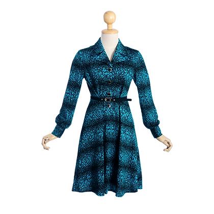 Shadow Vintage Dress