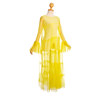 Here Comes The Sun Tulle Dress