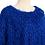 Thumbnail: Disco Blue Knit Jumper