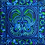 Thumbnail: Blue Lotus Cushion Cover