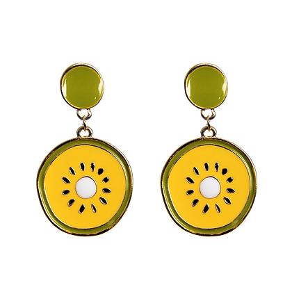 Kiwi Kiss Earrings