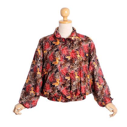 Autumnal Camouflage Jacket