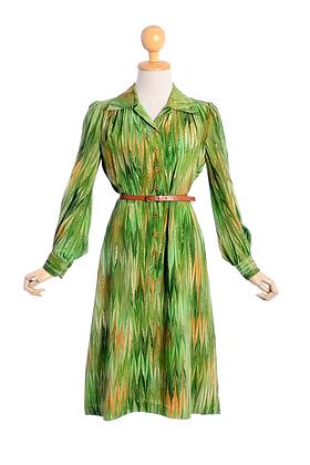 Jane of the Jungle Vintage Dress