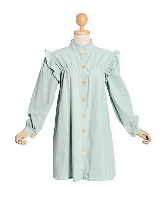 Pistachio Gelato Dress