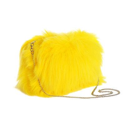 Big Bird Fluffy Bag