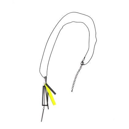 Modern Neon Necklace