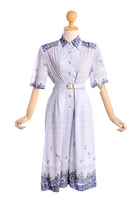 Marina Vintage Dress
