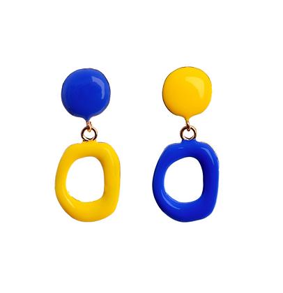 Mis-Match Earrings