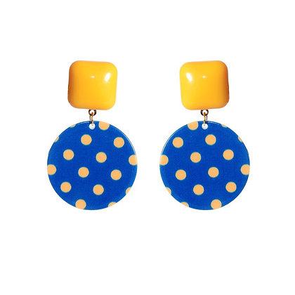 Polka Dot Pop Earrings