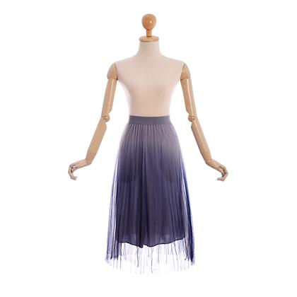 Nightfall Skirt in Grey