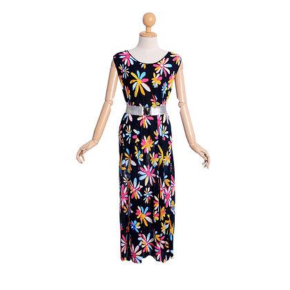 Bright n' Bold Vintage Dress