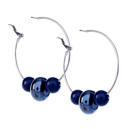 Disco Bead Earrings