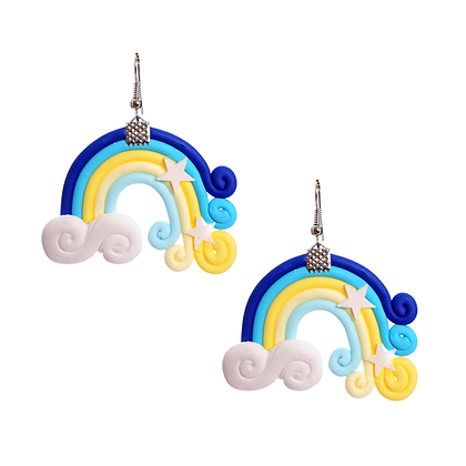 Somewhere Out There Earrings