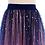 Thumbnail: Shooting Star Skirt in Navy