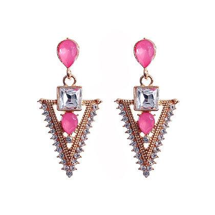Adorned Arrow Earrings
