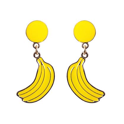Banana Split Earrings