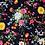 Thumbnail: Garden Party Vintage Scarf