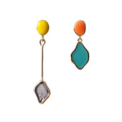 Radiant Raindrop Earrings