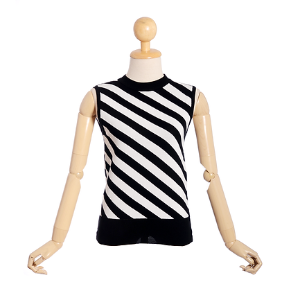 'Earn Your Stripes' Knit