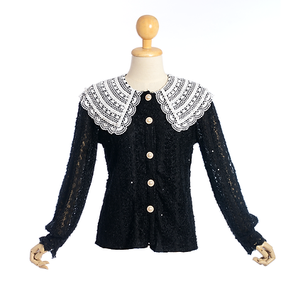 Medici Collar Cardigan