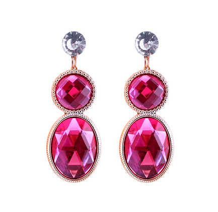 'Too Glam To Giva A Damn' Earrings