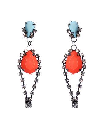Water & Fire Earrings