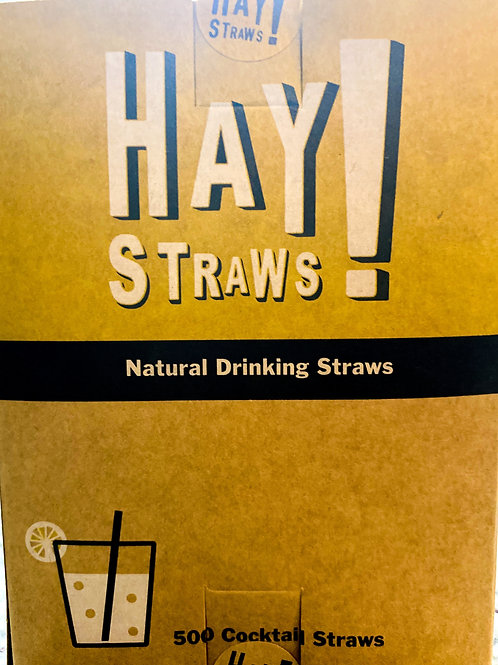 Hay Straws!