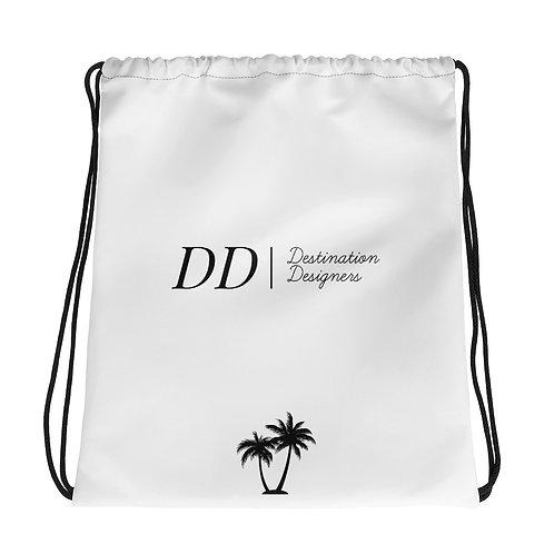 Destination Designers Drawstring bag
