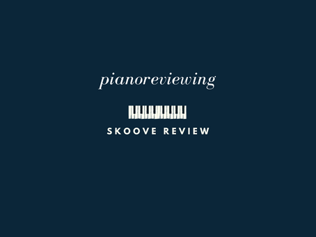 Skoove review: The easiest way to learn piano?