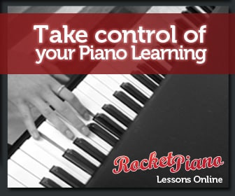 Rocket piano review: Start practicing smarter and not harder.