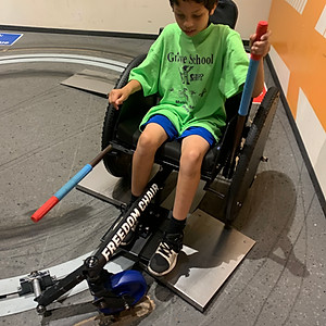 A Day at the Museum of Science