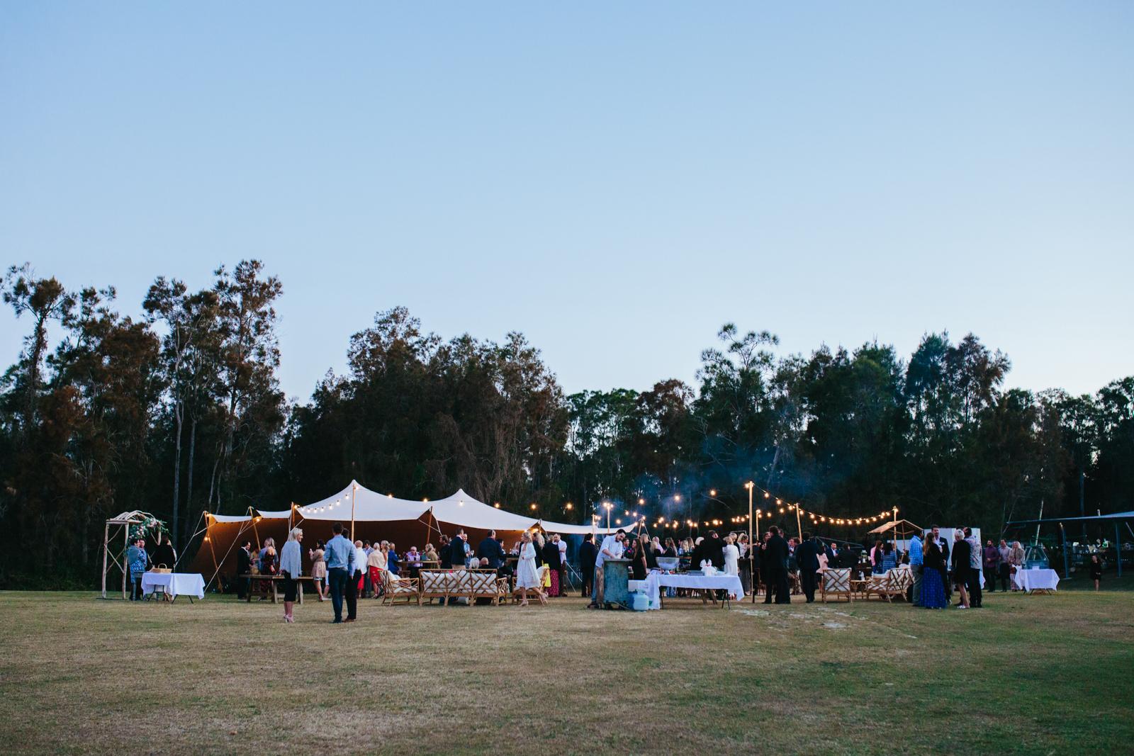 River Shack Wedding