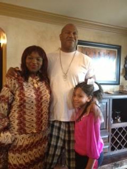 Chilling with Tommy Tiny Lister