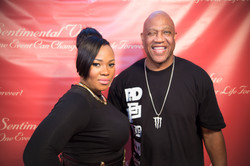 Tommy Tiny Lister at the LA Event