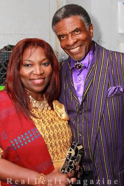 Princess & David Keith Presenting...