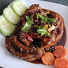 Sesame Pork Ribs