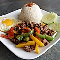 Pad Kaprao (Beef, Chicken, or Pork)